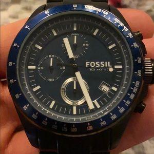 Brand new men's fossil watch